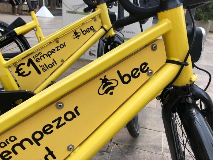 precios de la bicicleta bee Gandia