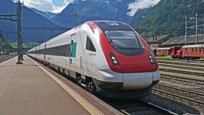 Tren Gandia a Valencia