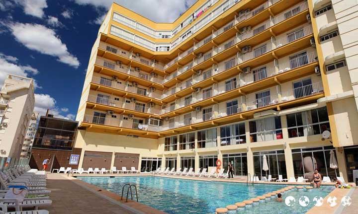 hotel safari gandia playa