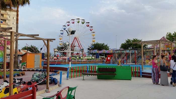 parque de atracciones gandilandia